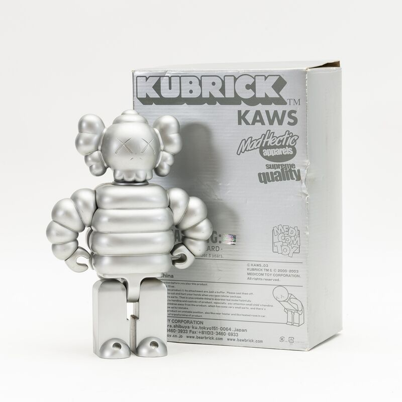 KAWS, 'Kubrick Mad Hectic', 2003, Sculpture, Metal and vinyl multiple, Forum Auctions