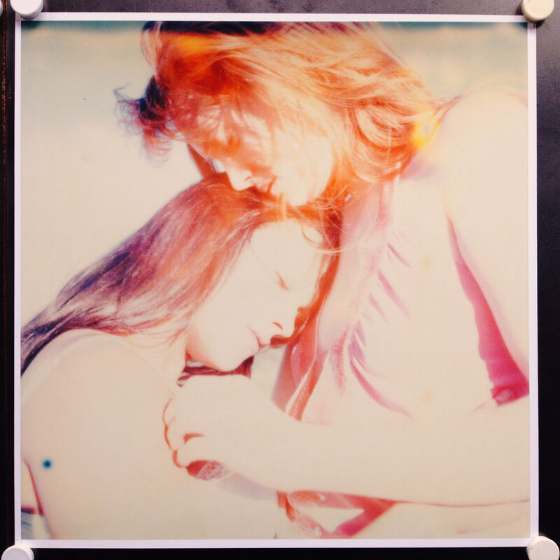 Stefanie Schneider, 'Making out in Car (Till Death do us Part) ', 2005, Photography, Digital C-Print based on a on a Polaroid, not mounted, Instantdreams