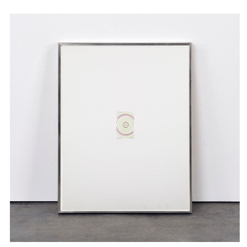 Damien Hirst, 'In a Spin (from In a Spin, the Action of the World on Things, Volume I)', 2002, Print, Etching in color, Weng Contemporary