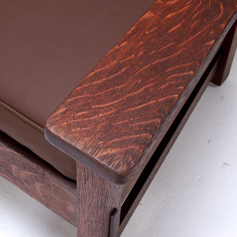 Stickley Brothers, 'Large Armchair, Grand Rapids, MI', ca. 1905, Design/Decorative Art, Rago/Wright/LAMA