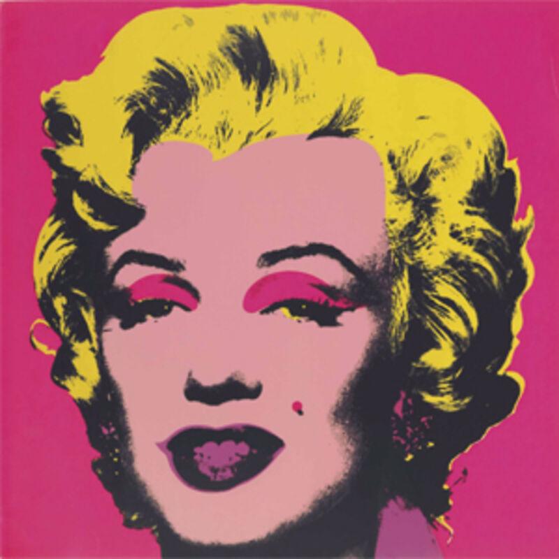 Andy Warhol, 'Marilyn (F. & S. II. 31)', 1967, Print, Screenprint in colors, David Benrimon Fine Art
