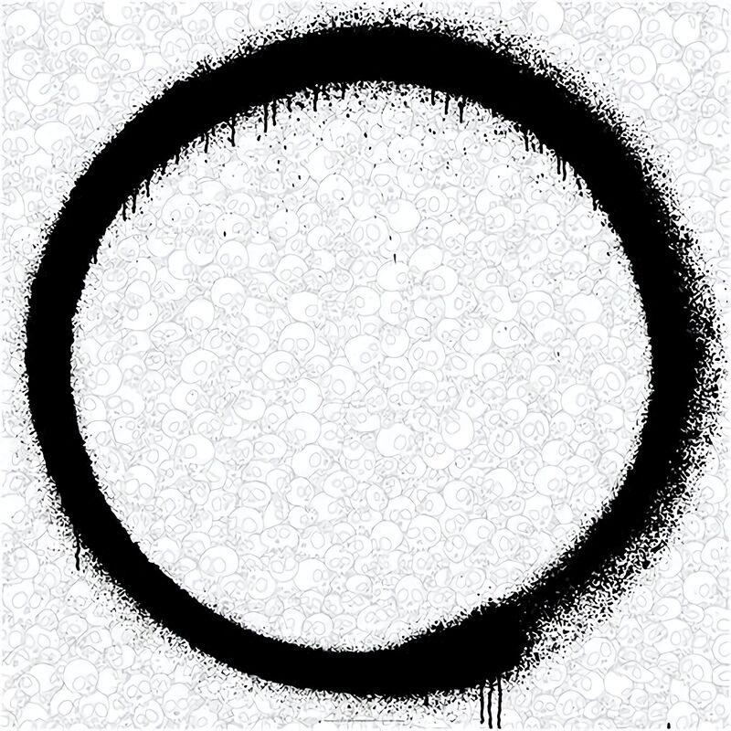Takashi Murakami, 'Enso: Tranquility', 2015, Print, Offset Lithograph, Pinto Gallery