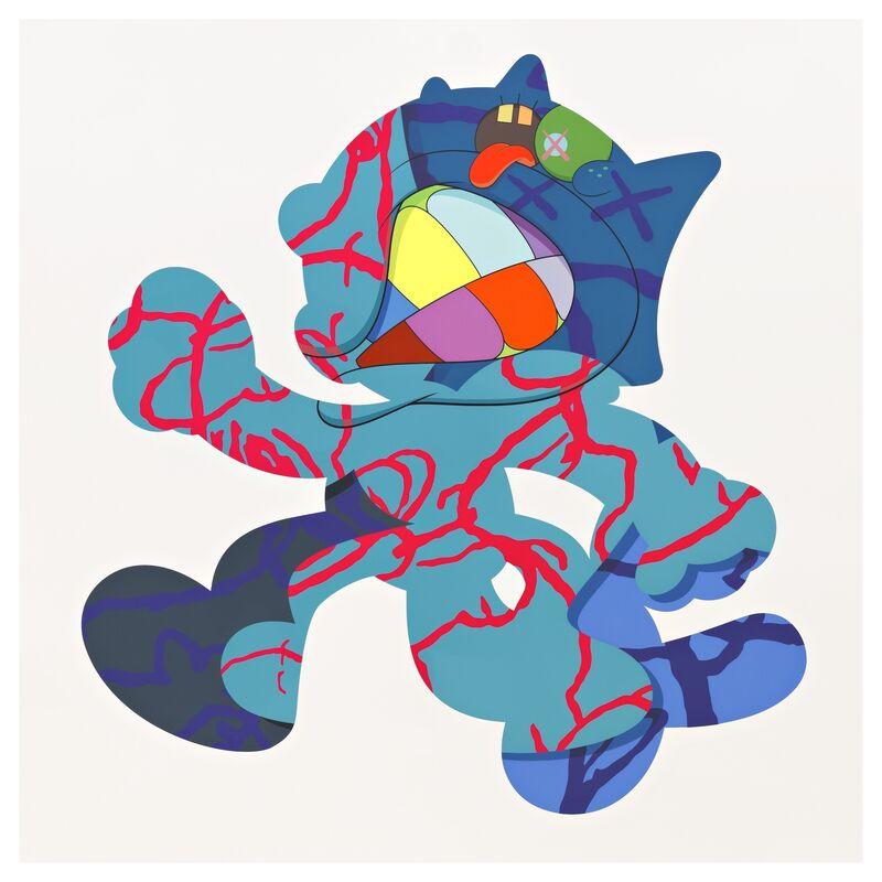 KAWS, 'Ankle Bracelet', 2017, Print, Screenprint, Maddox Gallery