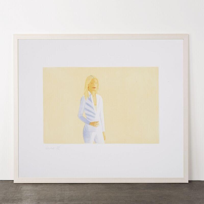 Alex Katz, 'Sissel', 2012, Print, Aquatint, Weng Contemporary