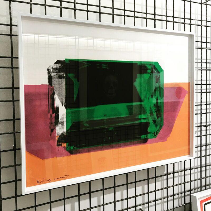 Andy Warhol, 'Gems', 1978, Print, Silkscreen, Artificial Gallery