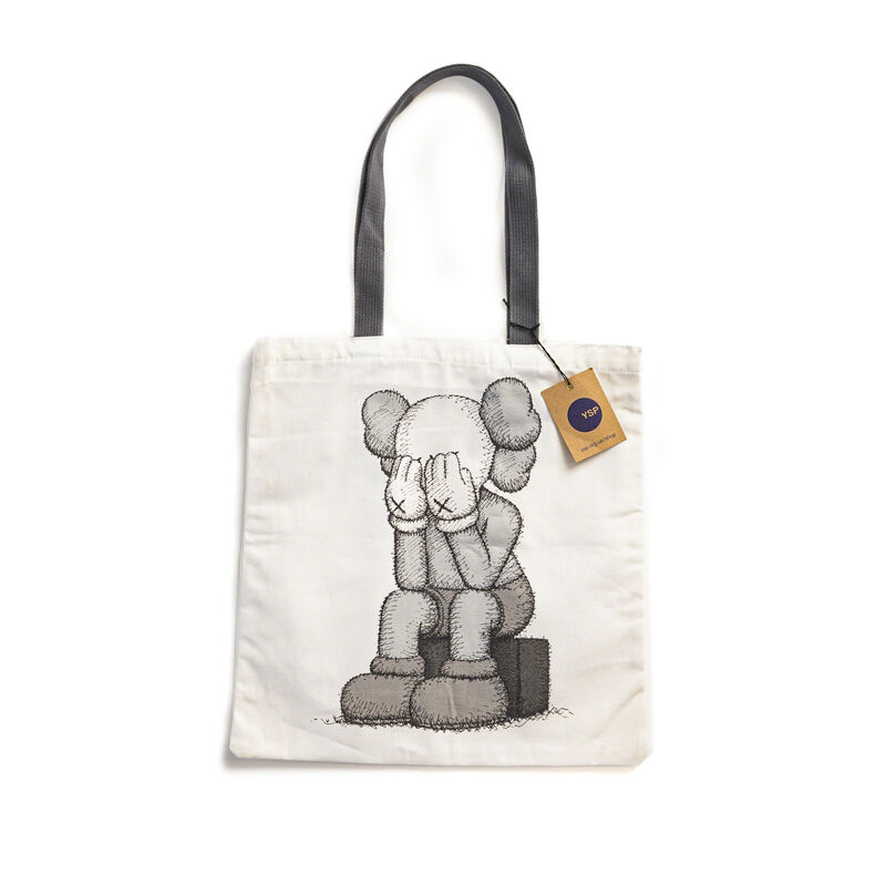 KAWS, 'PASSING THROUGH TOTE BAG', 2016, Fashion Design and Wearable Art, Tote Bag, DIGARD AUCTION