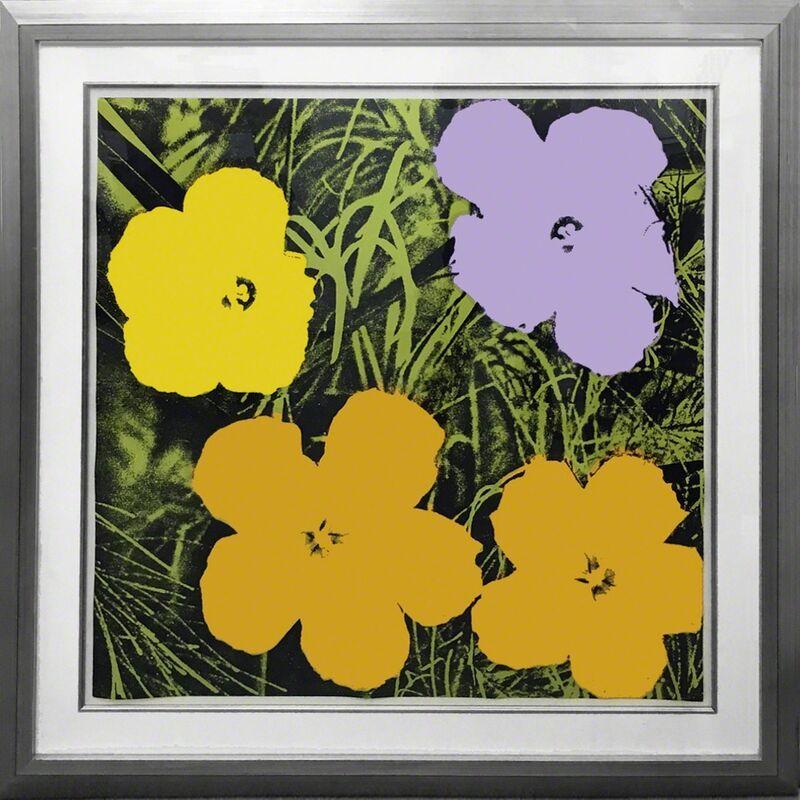 Andy Warhol, 'Flowers (FS II.67)', 1970, Print, Screenprint on Lenox Museum Board, Pop International Galleries