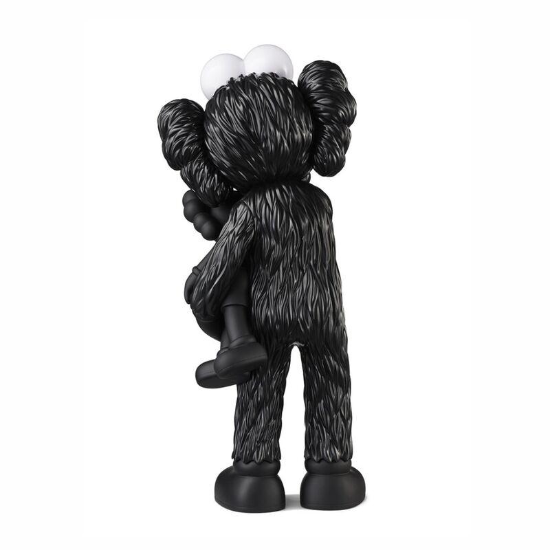 KAWS, 'Take Figure - Black version', 2020, Sculpture, Vinyl paint, Resin, DECORAZONgallery