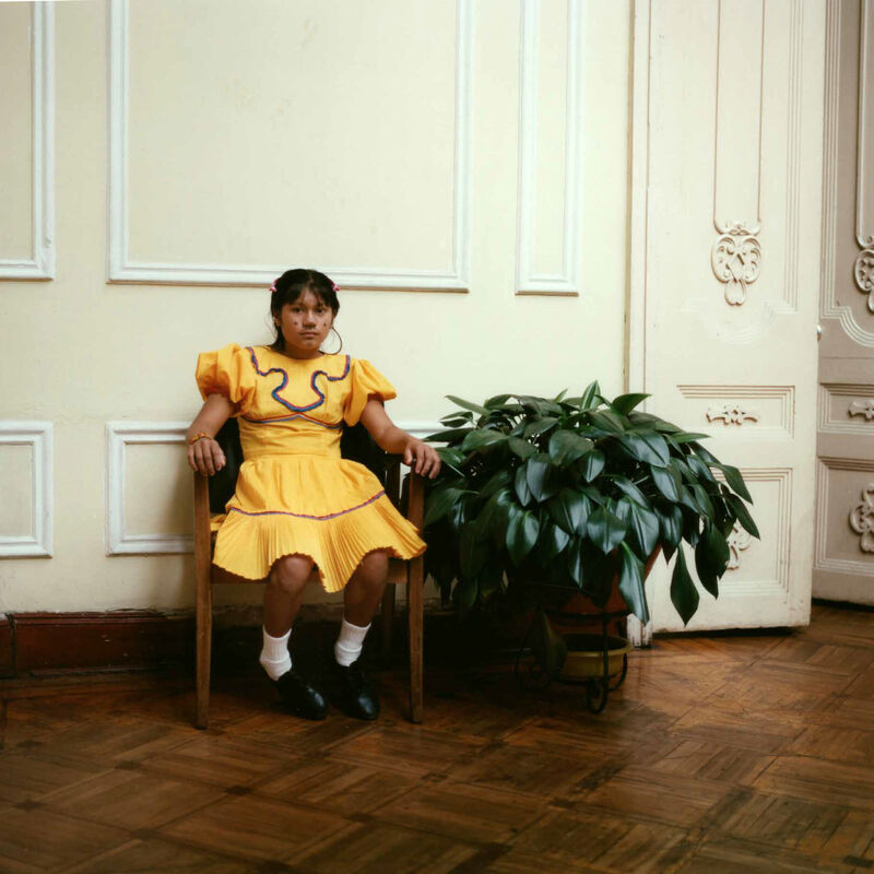 Karen Paulina Biswell, 'Achiba dai una panuma (They see us)', 2013, Photography, C-Type Hand Printing, Instituto de Visión