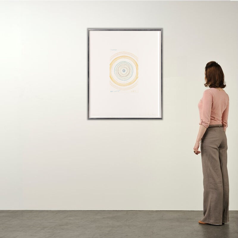 Damien Hirst, 'Wheel meet again (from In a Spin, the Action of the World on Things, Volume I)', 2002, Print, Wheel meet again (from In a Spin, the Action of the World on Things, Volume I), 2002, Weng Contemporary