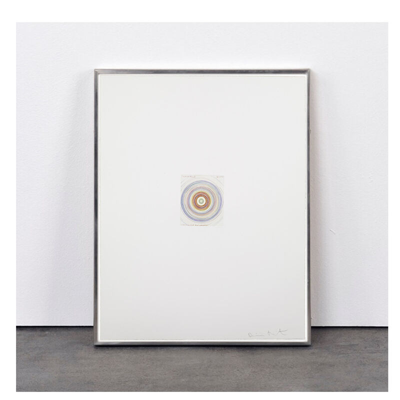 Damien Hirst, 'Like a Snowball down a Mountain (from In a Spin, the Action of the World on Things, Volume I)', 2002, Print, Etching in color, Weng Contemporary
