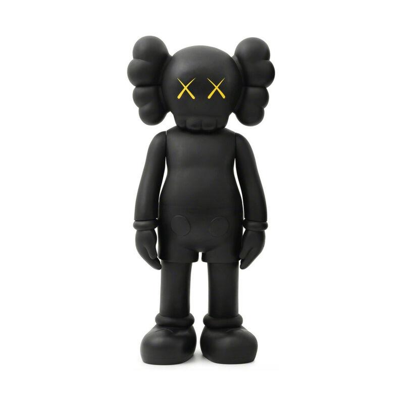 KAWS, 'Companion Black', 2016, Sculpture, Cast vinyl painted, OSME Fine Art