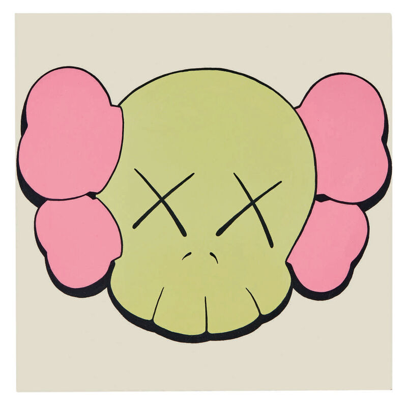 KAWS, 'Untitled', 1999, Painting, Acrylic on Canvas, Visioner
