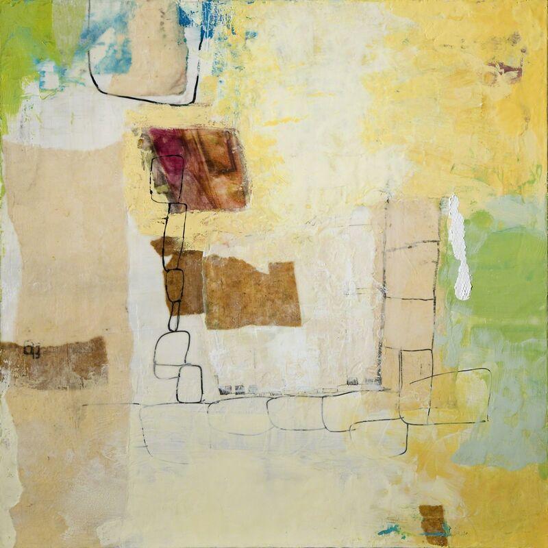 Lisa Pressman, 'Linking', 2009, Painting, Encaustic, Susan Eley Fine Art