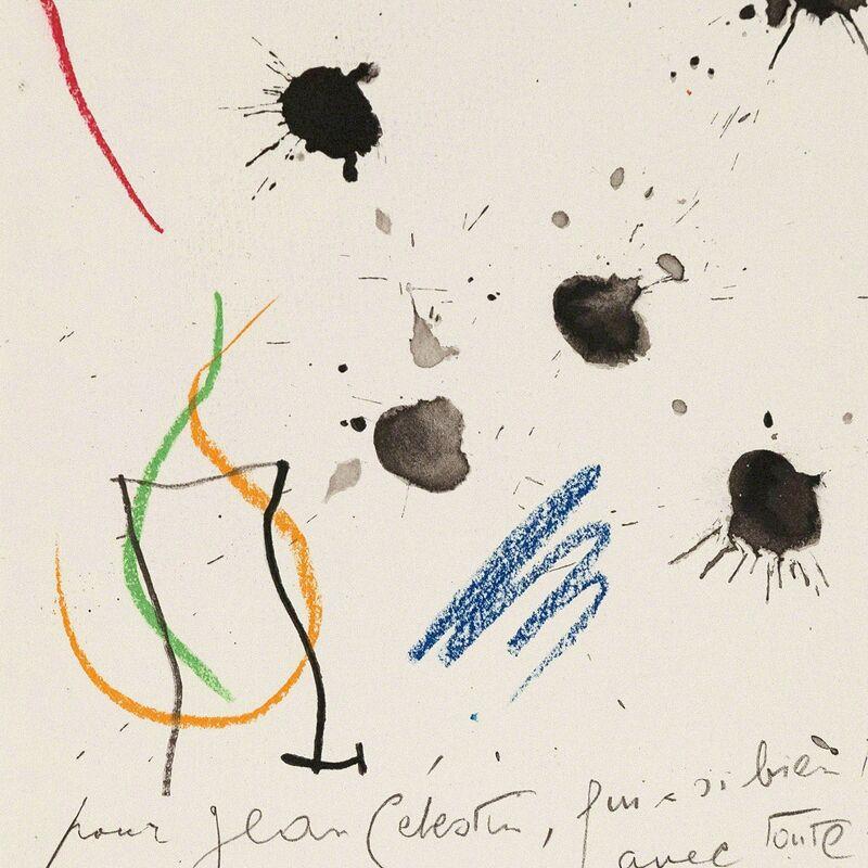 Joan Miró, 'Quelques Fleurs #6', 1964, Print, Lithograph, Caviar20 Gallery Auction