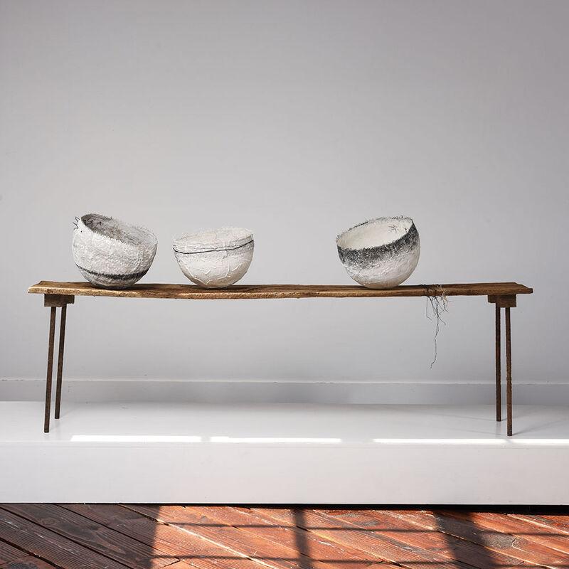 Gizella Warburton, 'Offering i', 2014, Installation, Mixed media installation, browngrotta arts