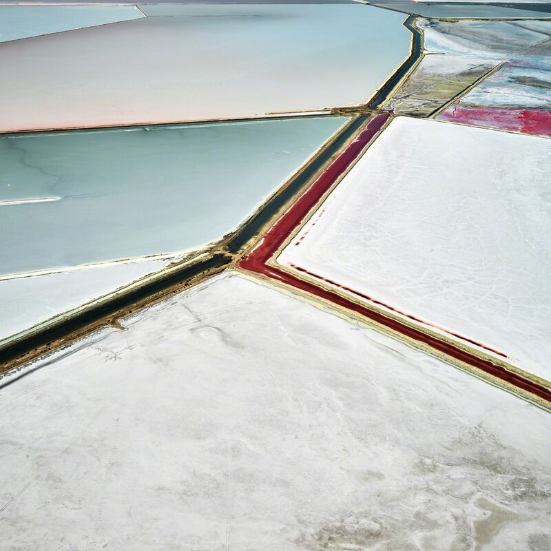 David Burdeny, 'Saltern Study 17, Great Salt Lake, UT ', 2015, Photography, Archival pigment print, Gilman Contemporary