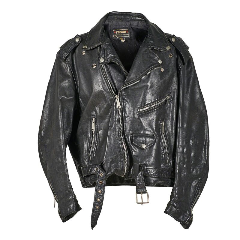 Keith Haring, 'Painted leather jacket', 1988, Other, Painted leather jacket, Rago/Wright