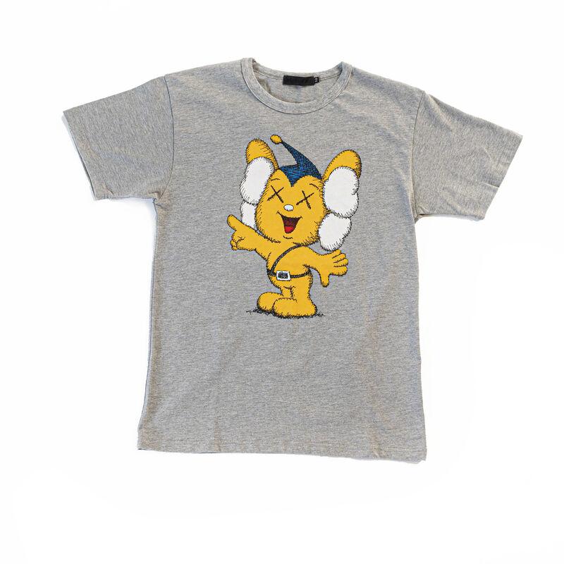 KAWS, 'ORIGINALFAKE JPP TEE SHIRT', 2012, Fashion Design and Wearable Art, Tee-shirt, DIGARD AUCTION