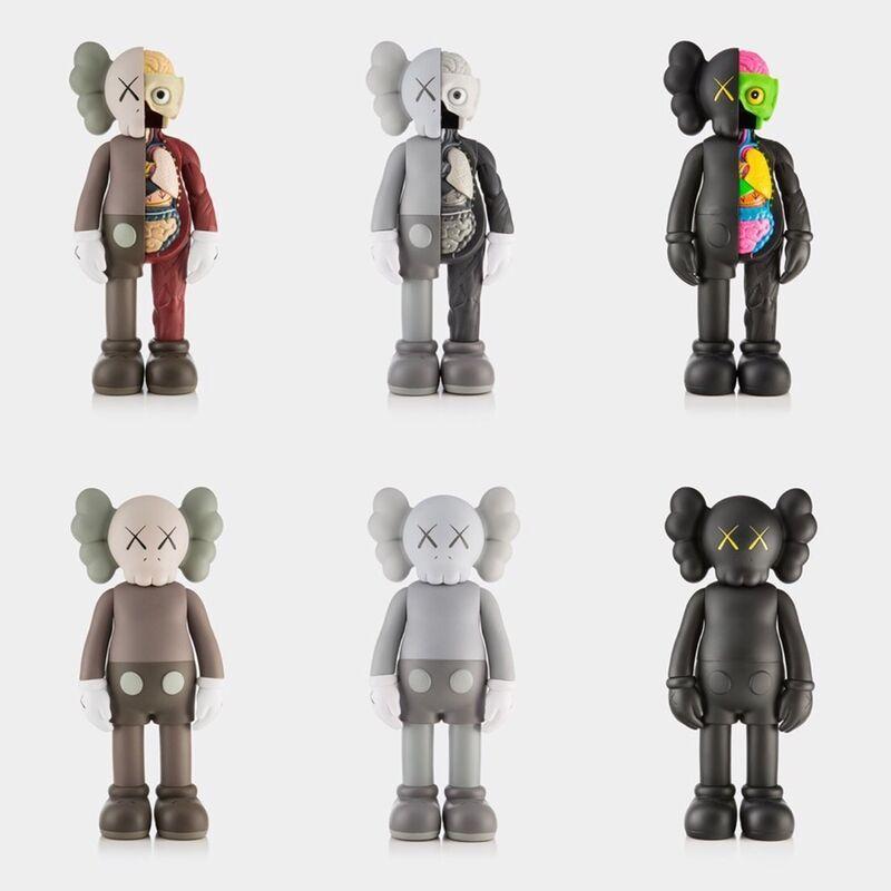 KAWS, 'Kaws Companion (Open Edition) - Set of 6', 2016, Sculpture, Vinyl figures, Reem Gallery