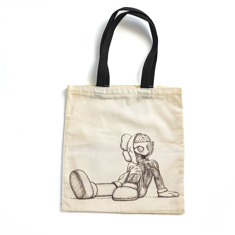 KAWS, 'RESTING PLACE TOTE BAG', 2016, Fashion Design and Wearable Art, Tote Bag, DIGARD AUCTION