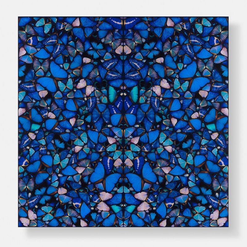 Damien Hirst, 'Mercy (H6-1)', 2019, Print, Diasec-mounted Giclee on aluminum composite panel, Christopher-Clark Fine Art