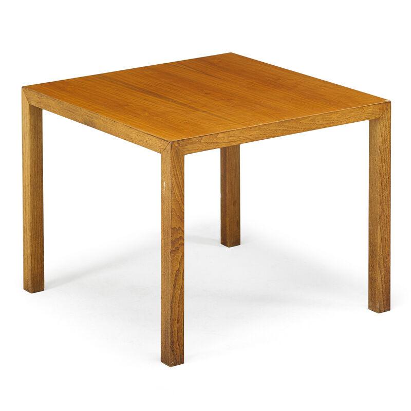 Philip Johnson, 'Unique Table From The Burden Residence, New York', 1953, Design/Decorative Art, Walnut, Rago/Wright/LAMA
