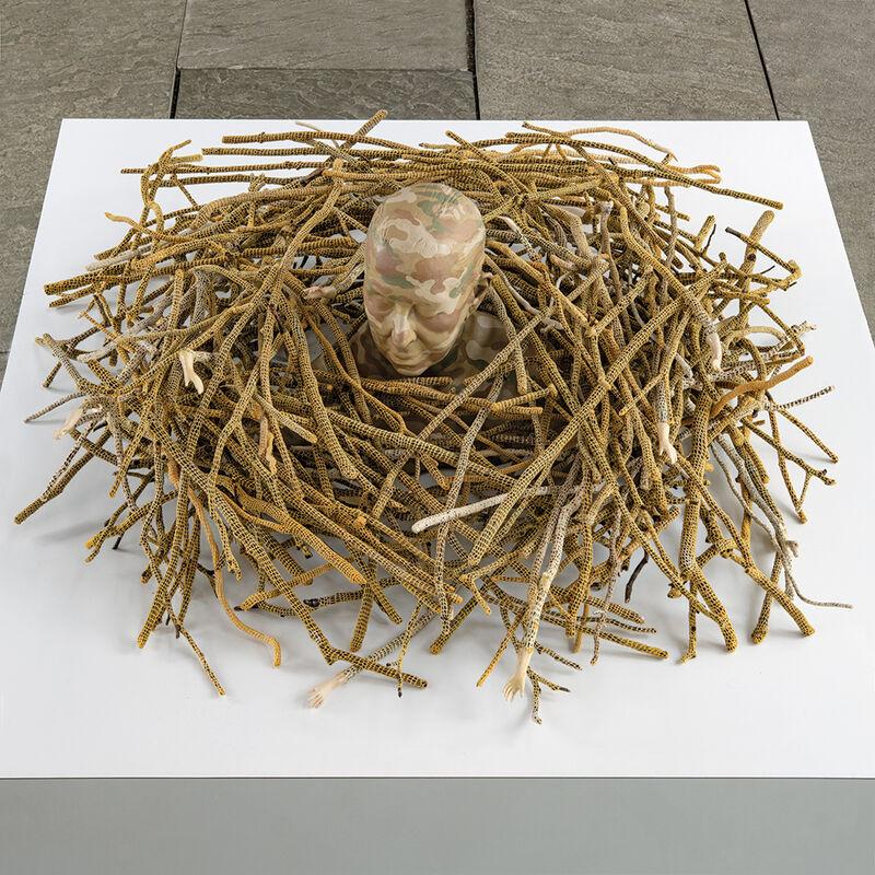 Norma Minkowitz, 'The Path', 2013, Sculpture, Mixed media, browngrotta arts