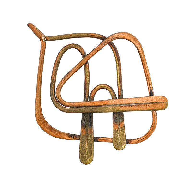 Art Smith, 'Pendant, New York', Jewelry, Copper, Brass, Rago/Wright/LAMA