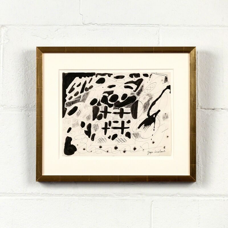 Joyce Wieland, 'Untitled (Messy Bed)', ca. 1968, Drawing, Collage or other Work on Paper, Ink on paper, Caviar20