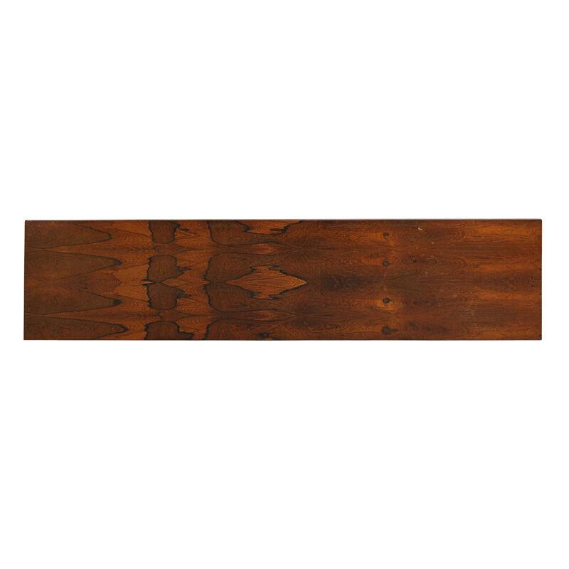 Milo Baughman, 'Low Table/Bench, NC', 1960s, Design/Decorative Art, Painted Wood, Rosewood, Rago/Wright/LAMA