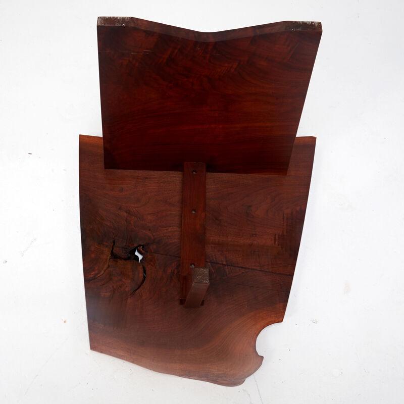 George Nakashima, 'Side Table, New Hope, PA', 1963, Design/Decorative Art, Walnut, Rago/Wright