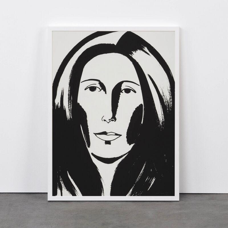 Alex Katz, 'Anna', 2013, Print, Etching, Weng Contemporary
