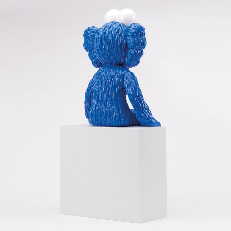 KAWS, 'SEEING', 2018, Sculpture, Zinc alloy, ceramic, LED light, American Folk Art Museum Benefit Auction