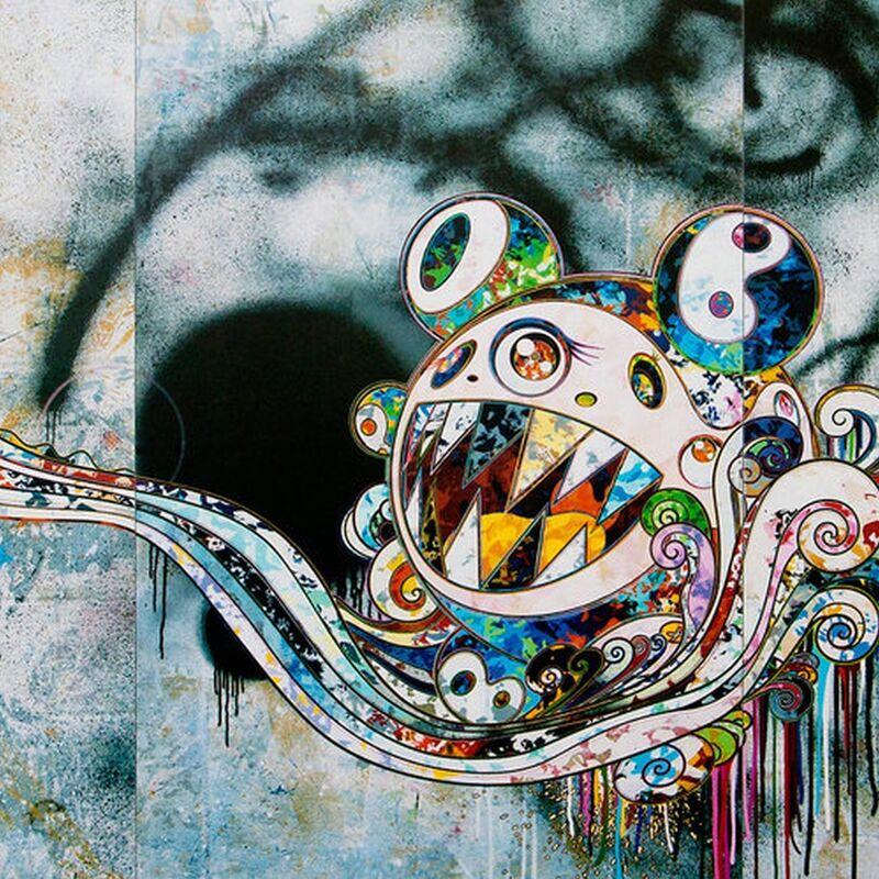 Takashi Murakami, '727999', 2016, Print, Offset lithograph, Cerbera Gallery