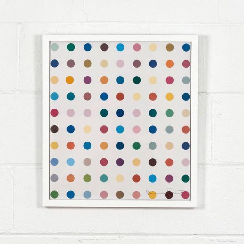 Damien Hirst, 'Opium', 2000, Print, Full color gloss Lambda C type print, Caviar20