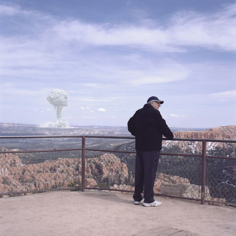 Clay Lipsky, 'Atomic Overlook : 11', 2013, Photography, Archival Pigment Print, photo-eye Gallery