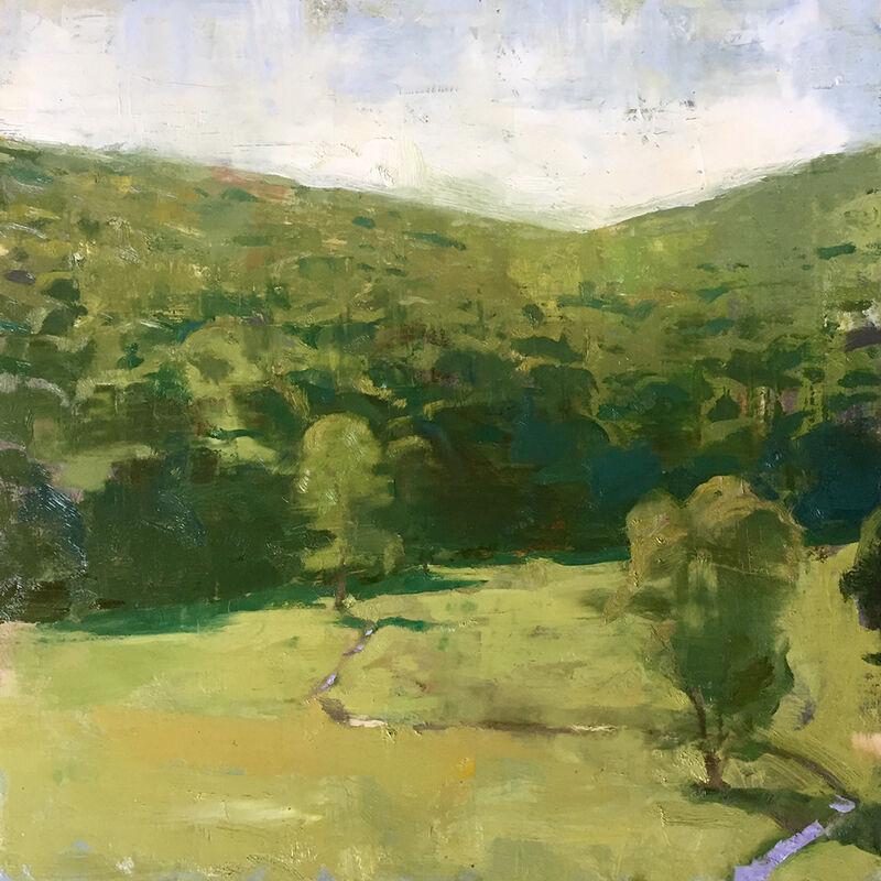 Jon Redmond, 'Smith Brook', 2017, Painting, Oil on board, Somerville Manning Gallery