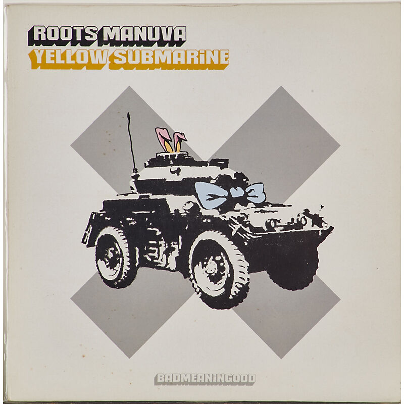 """Banksy, 'Roots Manuva """"Yellow Submarine LP featuring  artwork by Banksy', 2002, Other, Rago/Wright/LAMA"""