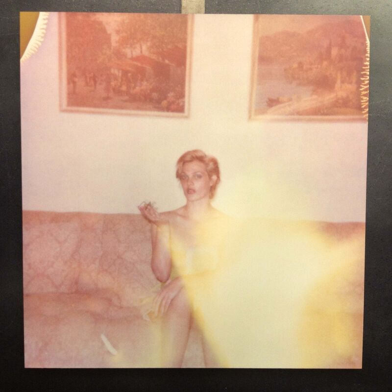 Stefanie Schneider, 'Untitled II (Cricket on the Nose Scene)', 2009, Photography, Analog C-Print based on a Polaroid, hand-printed by the artist on Fuji Crystal Archive Paper. Mounted on Aluminum with matte UV-Protection., Instantdreams