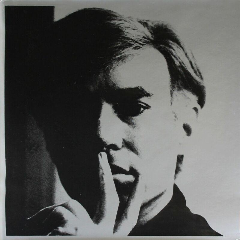 Andy Warhol, 'Self-Portrait (FS II.16)', 1966, Print, Screenprint on silver coated paper, Revolver Gallery