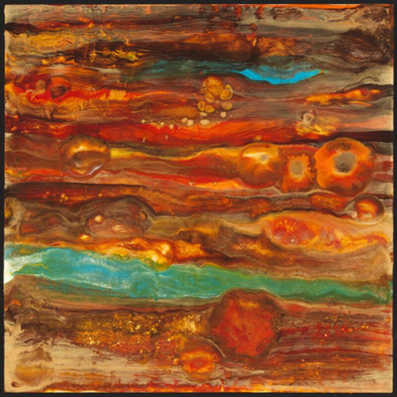 Lynn Basa, 'Embers', 2011, Painting, Encaustic on panel, Space 776