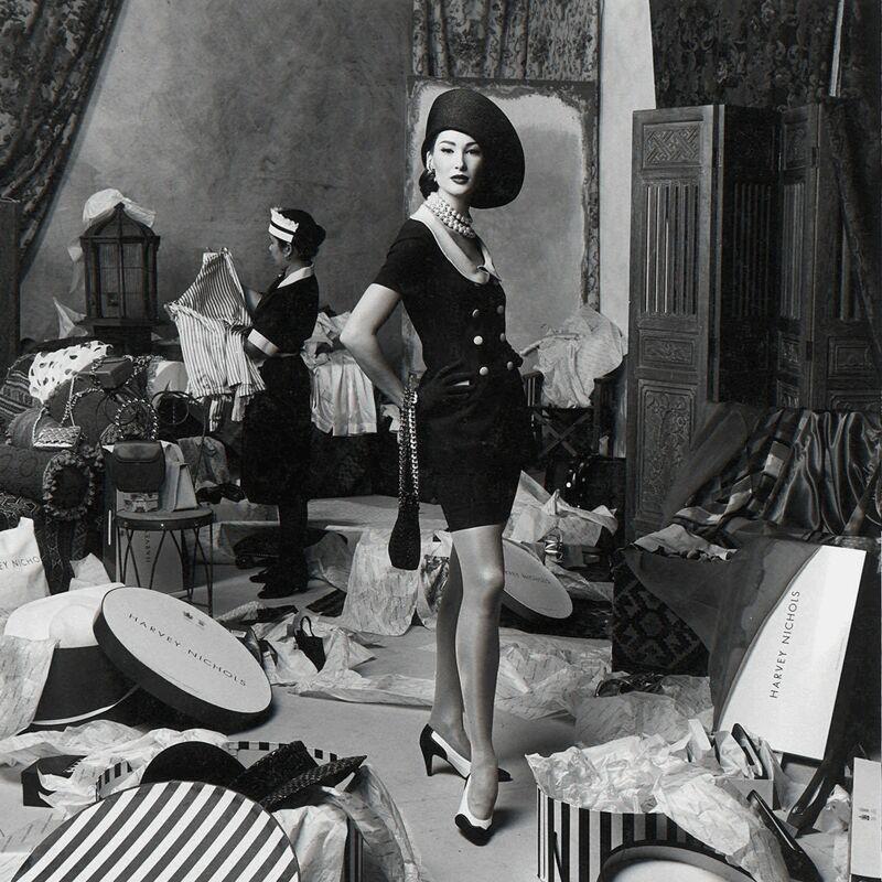 Clive Arrowsmith, 'Harvey Nichols', 1990, Photography, Archival pigment print, The PhotoGallery