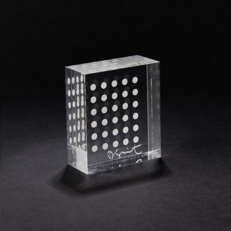 Damien Hirst, 'Ho, Ho, Ho!', 1997, Sculpture, Perspex paperweight multiple, Weng Contemporary