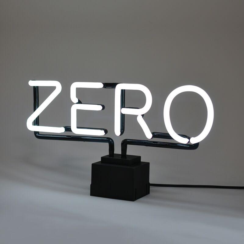 Jan Henderikse, 'Zero', 2016, Sculpture, Neon, Weng Contemporary