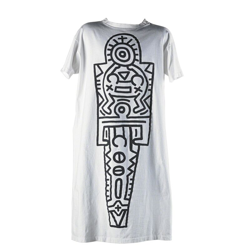 Keith Haring, 'Totem', 1988, Print, Double sided screenprint on Anvil cotton T-shirt, Rago/Wright