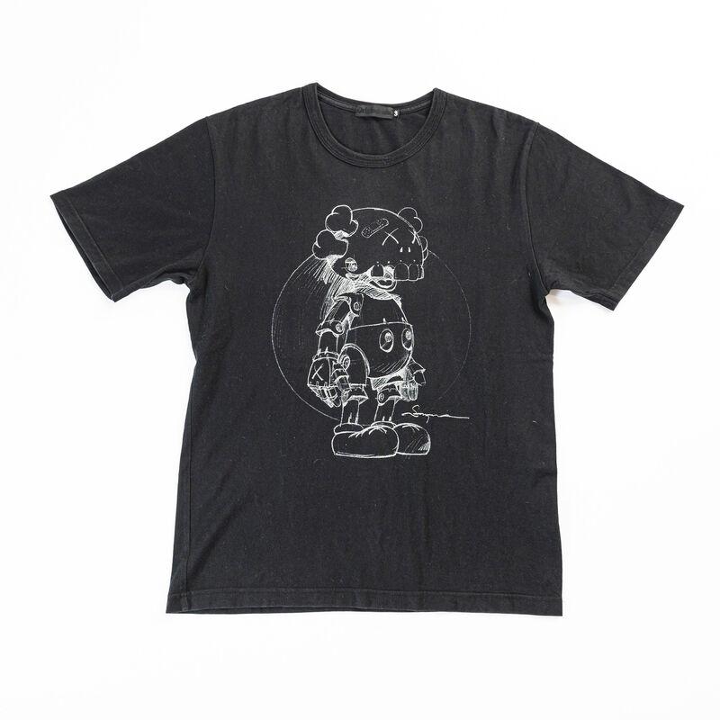 KAWS, 'ORIGINALFAKE X HAJIME SORAYAMA TEE SHIRT', 2009, Fashion Design and Wearable Art, Tee-shirt, DIGARD AUCTION