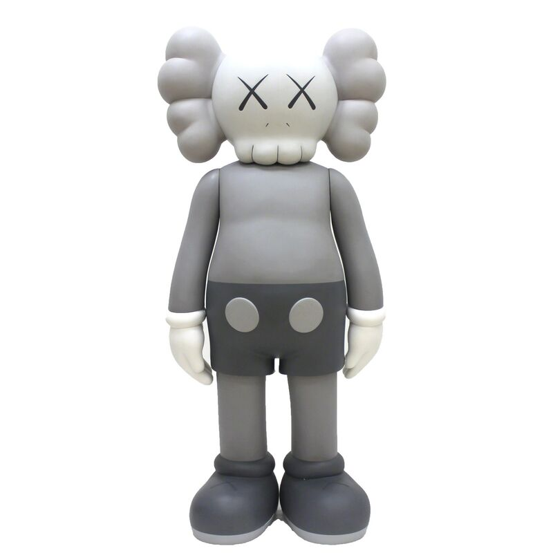 KAWS, '4 Ft Companion (with box and hologram)', 2007, Sculpture, Cast vinyl resin, Remes Advisory