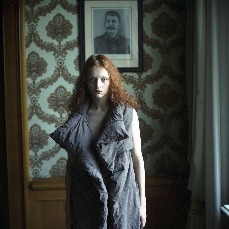 Hellen van Meene, 'Untitled #368, Moscow, Russia', Photography, C-print, Yancey Richardson Gallery