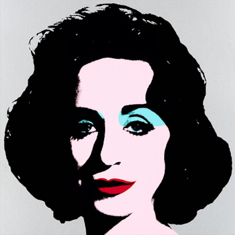 Deborah Kass, 'Deborah Kass, Silver Deb', 2012, Print, Silkscreen, Oliver Cole Gallery